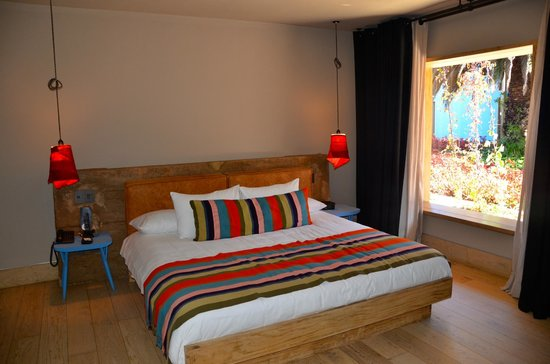 Hotel Bo : chambre très agréable et très bien décorée