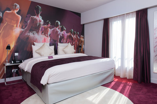 Mercure Paris Place d'Italie: JUNIOR SUITE