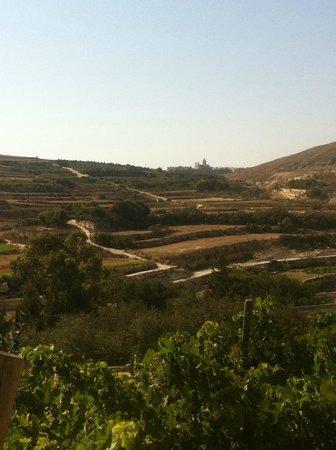 Ta' Mena Estate: fantastic views