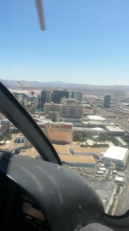 Papillon Grand Canyon Helicopters: Vegas Strip