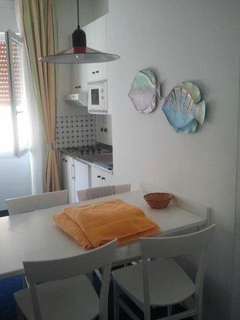 Hotel & Residence Villa Sorriso: cucina