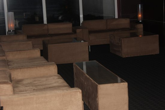 The Surf Hotel: seating area