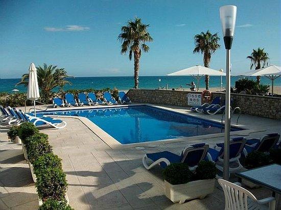 Apartamentos Pierre & Vacances Cala Cristal: Pool