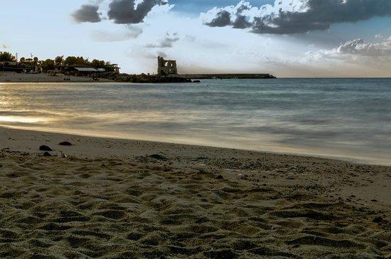 Villaggio Club Green Garden: Spiaggia