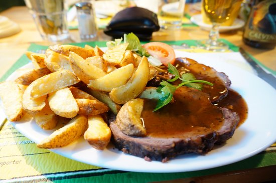 Chez Ma Cousine : Lamb (Agneau)