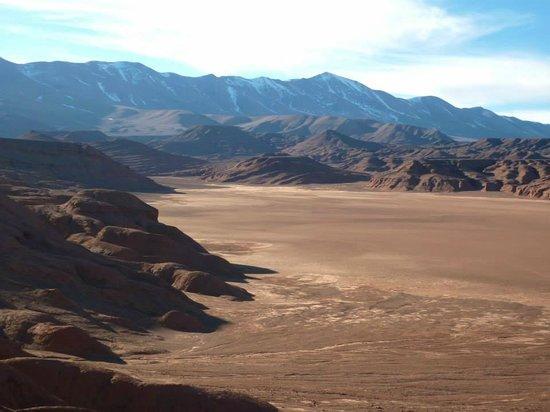 Tolar Grande, Argentinien: Desierto del diablo