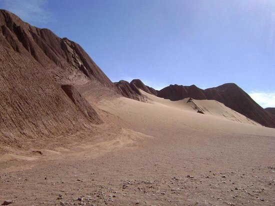 Tolar Grande, Argentinien: El Arenal