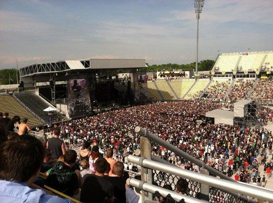 Mapfre Stadium: ROTR 13