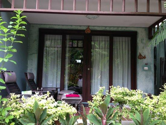 Chaweng Garden Beach Resort: Our room