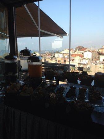 Ottoman Hotel Park: Colazione
