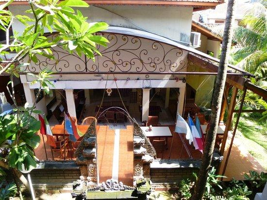 Hotel Sorga Cottages : VUE DE LA CHAMBRE