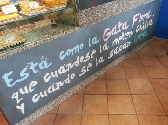 """La Gata Flora"""
