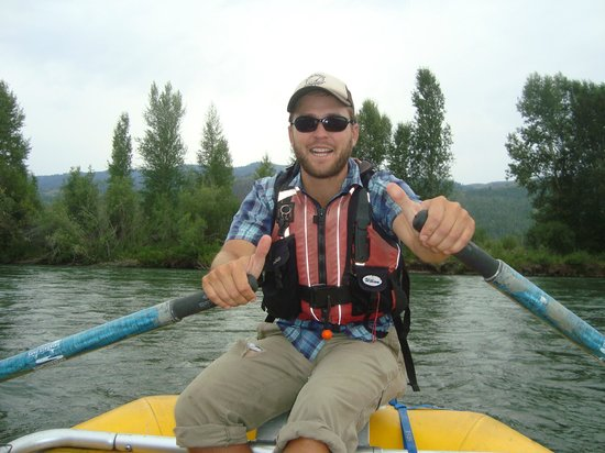 Mad River Boat Trips : William-our guide