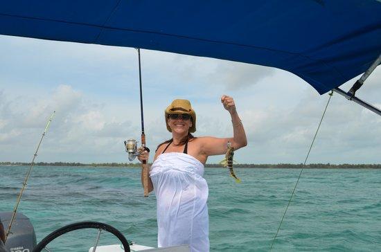La Perla Del Caribe: Fishing