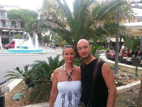Hotel Europa: Mirella Andrea