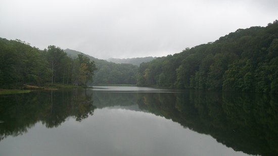 Brown County State Park : Ogle Lake