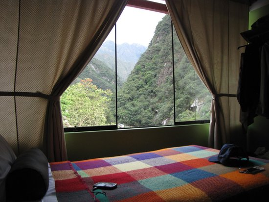 Machu Picchu Green Nature: habitacion y una vista al mundo