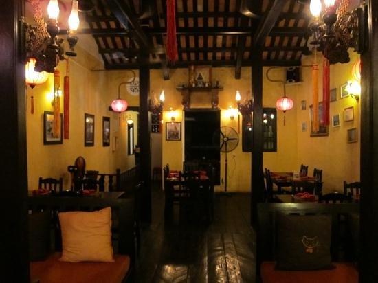 Good Morning Vietnam: op de eerste verdieping van het restaurant