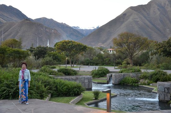 Tambo del Inka, a Luxury Collection Resort & Spa: The view