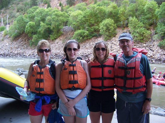Whitewater Rafting, LLC : August 2013