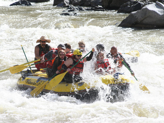 Whitewater Rafting, LLC : Fun Times