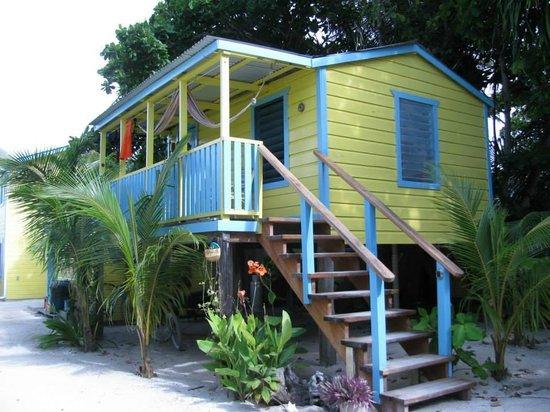 Colinda Cabanas: Our cabana
