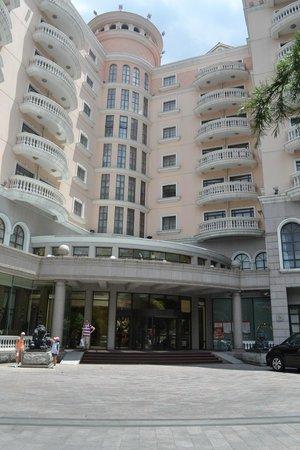 Anting Villa Hotel: vue exterieur