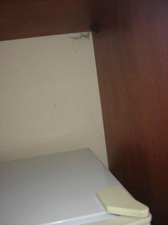 Mouse Island: Αράχνες δίπλα στο ψυγείο