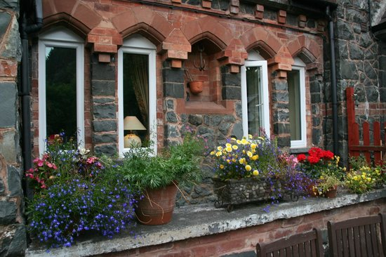 The Courthouse (Henllys): Charming B&B