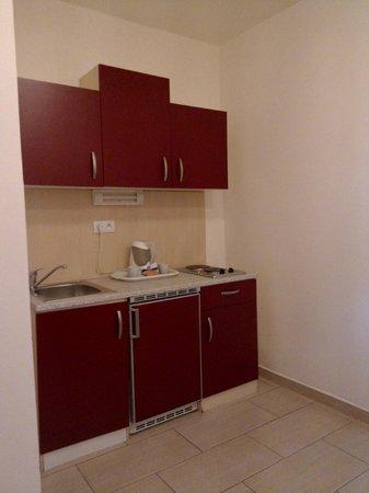 Hotel Cyro: Cucina