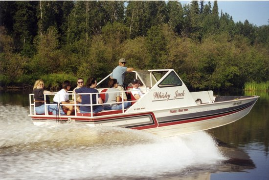 Fort McMurray, Canada: Boating
