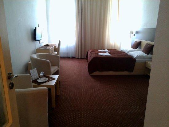 Hotel Cyro: Camera