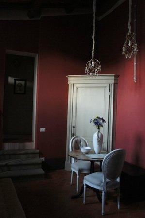 Antica Residenza Gatteschi: common room