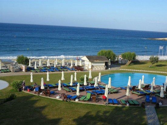 Piscine coquillage foto di creta maris beach resort for Coquillage piscine