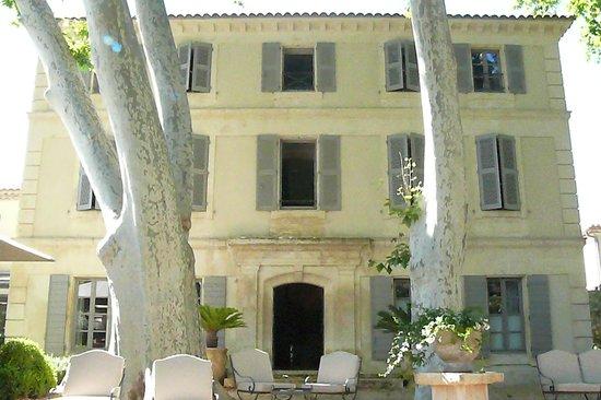 La Bastide de Boulbon: Het hotel