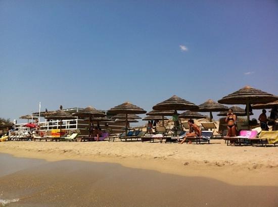 Stabilimento Balneare Balelido: un paradiso nel caos di agosto
