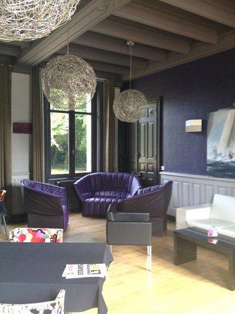 Hostellerie Chateau de la Barbiniere : Salon