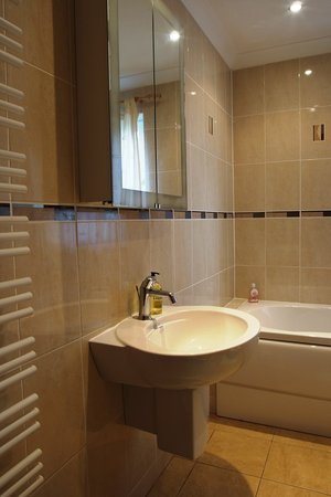 The Braes B&B: Bathroom