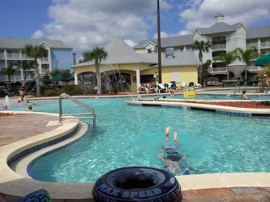 Summer Bay Orlando By Exploria Resorts: Bar by Pool