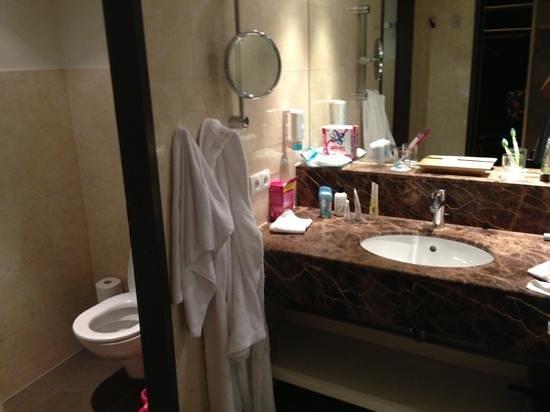 Das Alpenhaus Kaprun: toilet