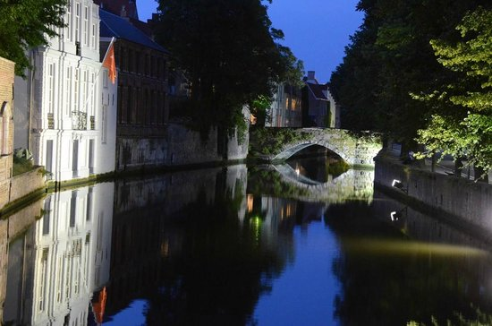 Martin's Brugge: Canaux