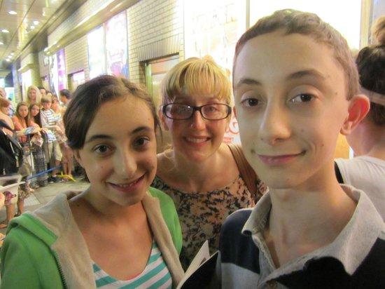 Matilda The Musical: Lauren Ward (Ms. Honey) will leave Sept 1