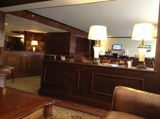 Miami Marriott Dadeland: Concierge Area