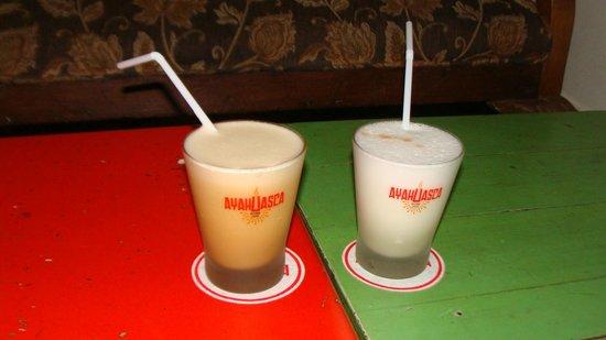 Ayahuasca Resto Bar: Tragos