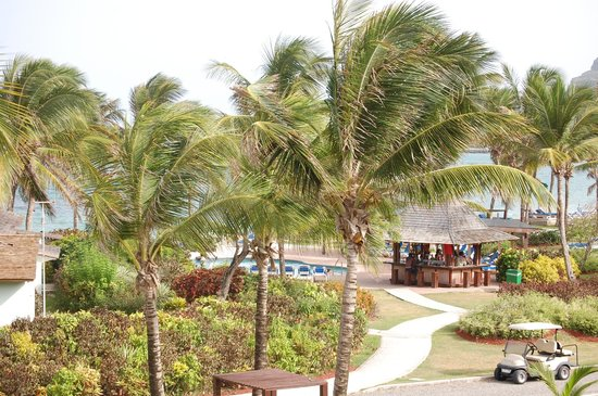 Coconut Bay Beach Resort & Spa: The view