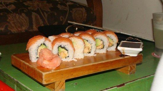Ayahuasca Resto Bar: Sushi