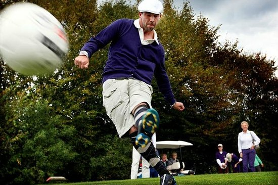 Footee - FootGolf in Ireland