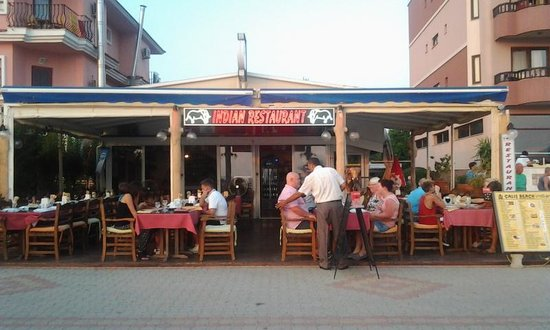 Calis Beach Indian Restaurant