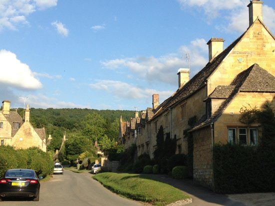 Cotswolds Riding: Stanton