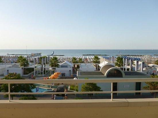 Hotel San Marco: Vista dal Balcone